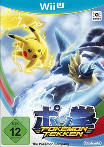 Verpackung von Wii U Pokemon Tekken [Wii U]