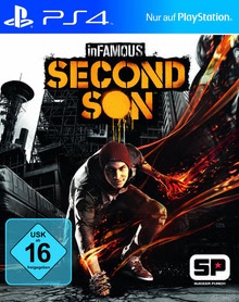 Verpackung von inFamous: Second Son [PS4]