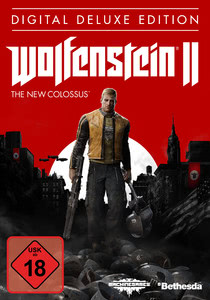Verpackung von Wolfenstein II: The New Colossus Digital Deluxe Edition [PC]