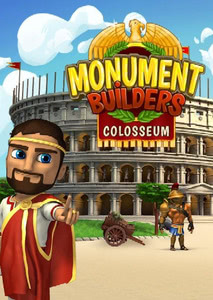 Packaging of Monument Builders - Colosseum [PC]
