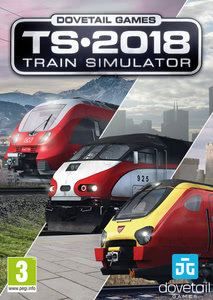 Packaging of Train Simulator 2018 [PC]