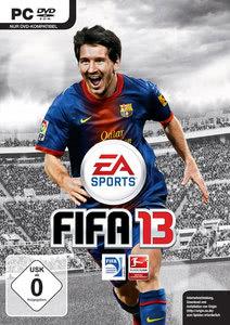 Verpackung von FIFA 13 [PC]