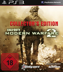 Verpackung von Call of Duty: Modern Warfare 2 Hardened Collectors Edition [PS3]