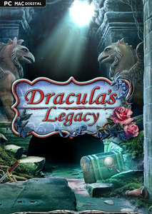 Packaging of Dracula's Legacy [PC / Mac]