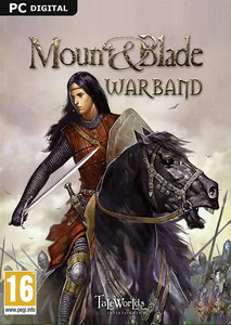 Packaging of Mount & Blade: Warband [PC]
