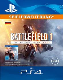 Verpackung von Battlefield 1 Deluxe Edition-Inhalte [PS4]
