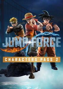 Verpackung von Jump Force Characters Pass 2 [PC]