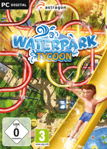 Packaging of Waterpark Tycoon [PC]