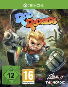 Verpackung von Rad Rodgers [Xbox One]
