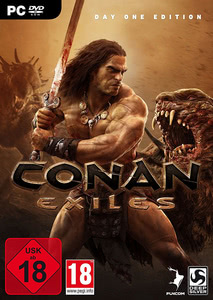Verpackung von Conan Exiles Day One Edition [PC]