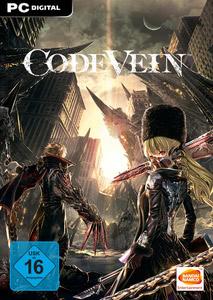 Verpackung von CODE VEIN Pre-Order Edition [PC]