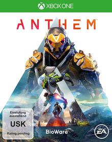 Verpackung von Anthem [Xbox One]
