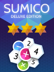Packaging of SUMICO - The Numbers Game [PC]