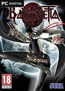 Packaging of Bayonetta [PC]