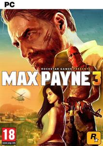 Emballage de Max Payne 3 [PC]