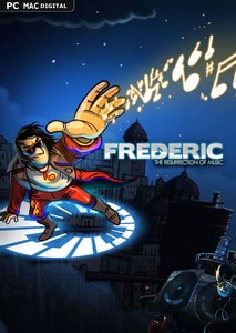 Packaging of Frederic: Resurrection of Music [PC / Mac]