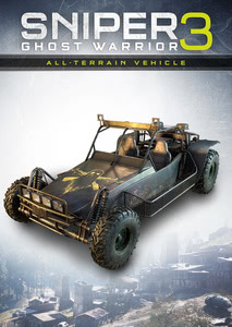 Packaging of Sniper Ghost Warrior 3 All-terrain vehicle [PC]