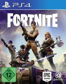 Verpackung von Fortnite [PS4]