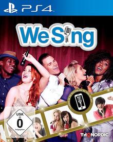 Verpackung von We Sing [PS4]