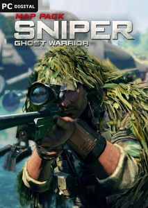 Packaging of Sniper: Ghost Warrior - Map Pack [PC]