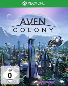 Verpackung von Aven Colony [Xbox One]