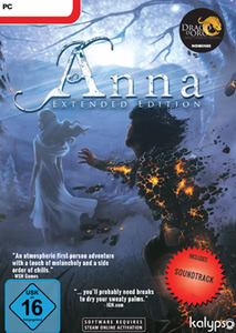 Packaging of Anna: Extended Edition [PC]
