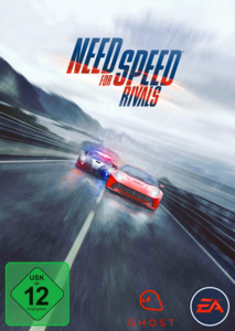 Verpackung von Need for Speed - Rivals [PC]