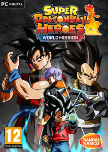 Packaging of Super Dragon Ball Heroes: World Mission [PC]