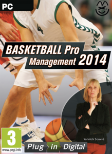 Packaging of Basketball Pro Management 2014 [PC]