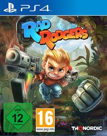 Verpackung von Rad Rodgers [PS4]