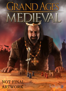 Packaging of Grand Ages Medieval [PC]