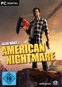 Verpackung von Alan Wake's American Nightmare [PC]