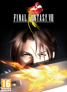 Emballage de FINAL FANTASY VIII [PC]