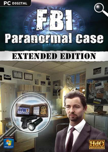 Packaging of FBI - Paranormal Case - Extended Edition [PC]