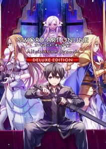 Verpackung von Sword Art Online: Alicization Lycoris Deluxe Edition [PC]