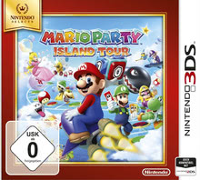 Verpackung von Mario Party: Island Tour - Nintendo Selects [3DS]