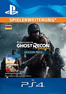Verpackung von Tom Clancy's Ghost Recon Wildlands Season Pass [PS4]