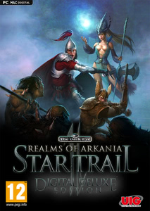 Packaging of Realms of Arkania: Star Trail - Digital Deluxe Content [PC / Mac]