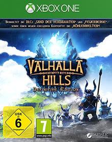 Verpackung von Valhalla Hills Definitive Edition [Xbox One]