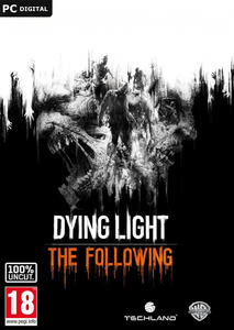 Packaging of Dying Light The Following [PC]