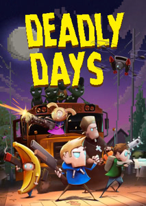 Packaging of Deadly Days [PC / Mac / LINUX.content]