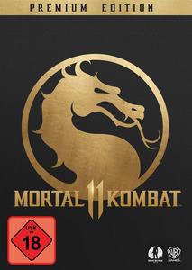Verpackung von Mortal Kombat 11 Premium [PC]