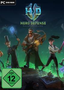 Verpackung von Hero Defense: Haunted Island [PC]