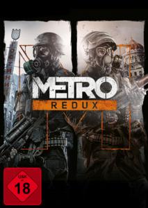 Verpackung von Metro Redux [PC]