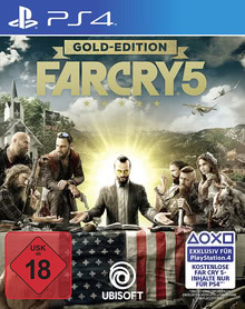Verpackung von Far Cry 5 Gold Edition [PS4]