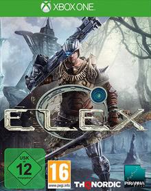 Verpackung von Elex [Xbox One]