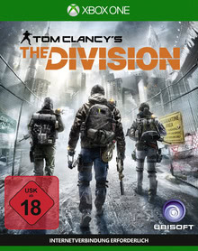 Verpackung von The Division [Xbox One]