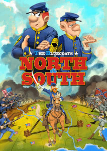 Verpackung von The Bluecoats: North & South [PC]