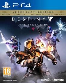 Verpackung von Destiny: König der Besessenen Legendäre Edition - PEGI AT [PS4]