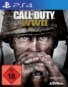 Verpackung von Call of Duty WW2 [PS4]
